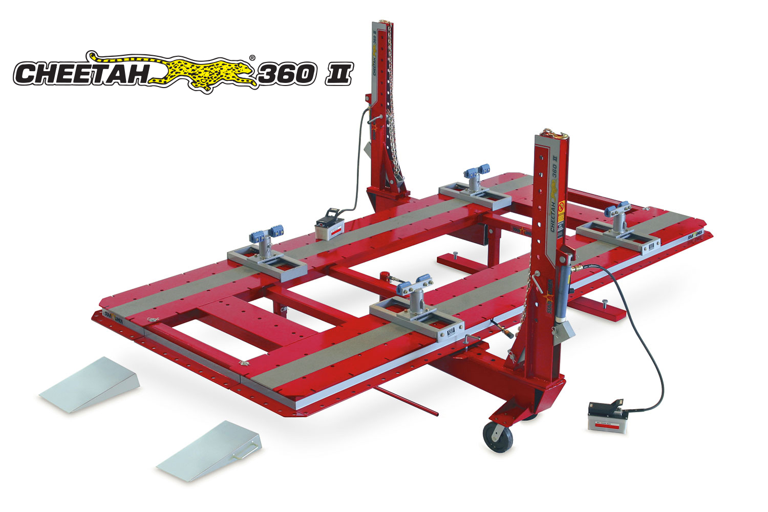 Body Shop Equipment and Frame Rack from Star-A-Liner