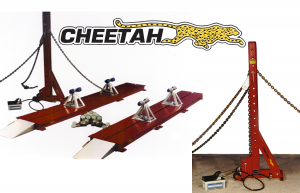 Star-A-Liner Cheetah Floor Rack System