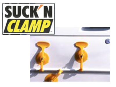 SuckN Clamps - Box of six each - 1110001