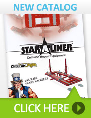 On-line Catalog Star-A-Liner Collision repair equipment catalog. Cheetah frame machines