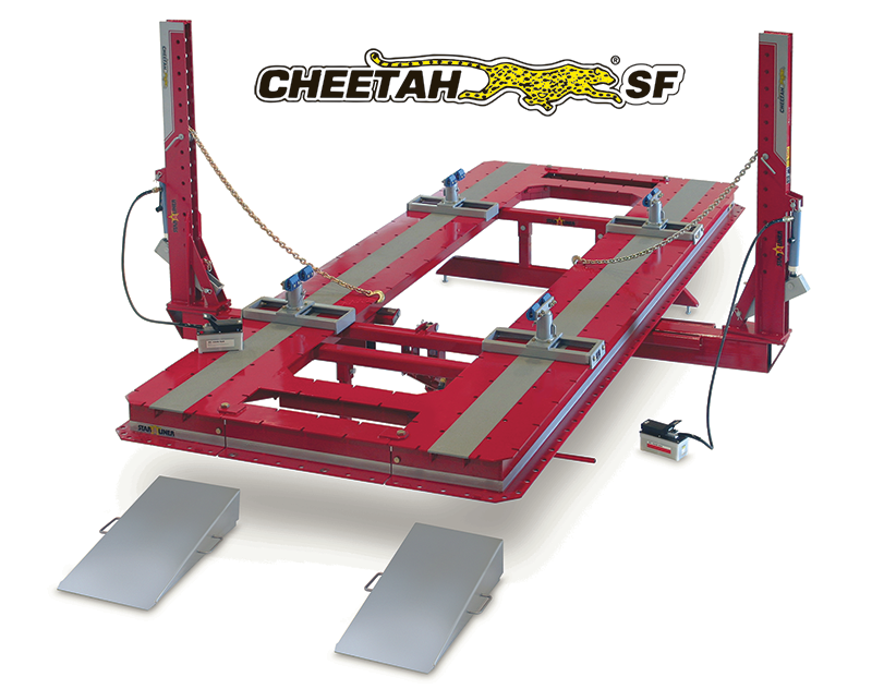 Auto Body Frame Straightener | Star-A-Liner