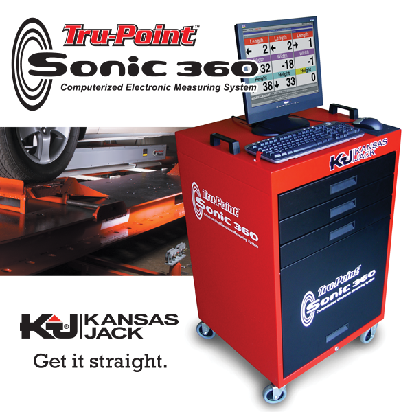 Electronic Measuring Equipment : Tru point sonic computerized electronic measuring system
