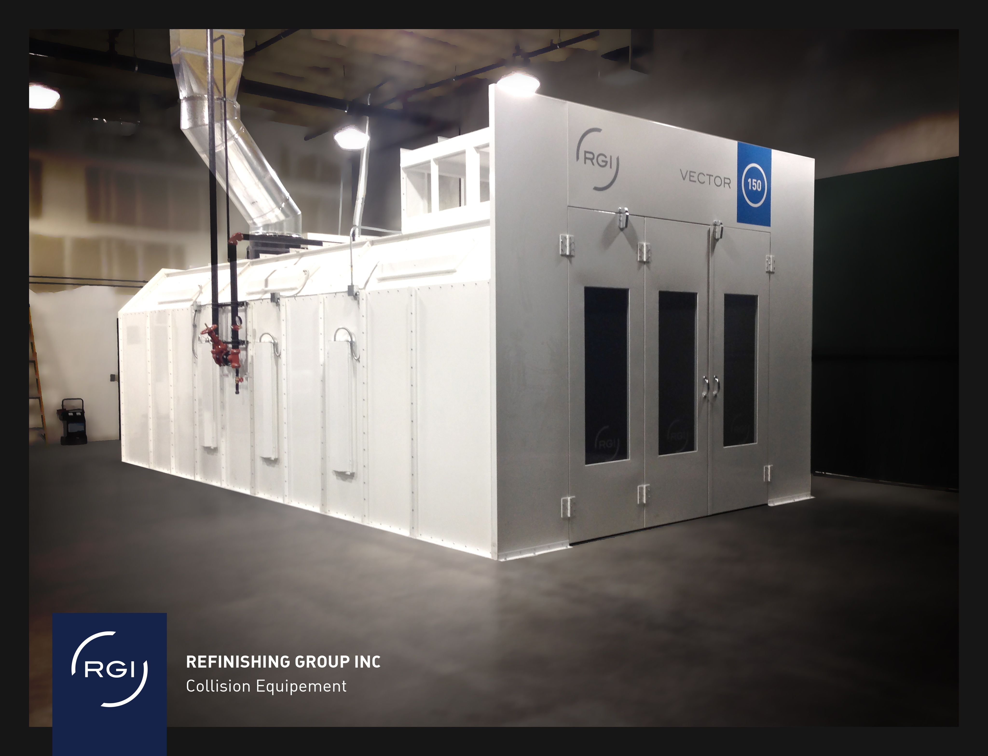 Paint Booths Star A Liner Collision Repair Equipment
